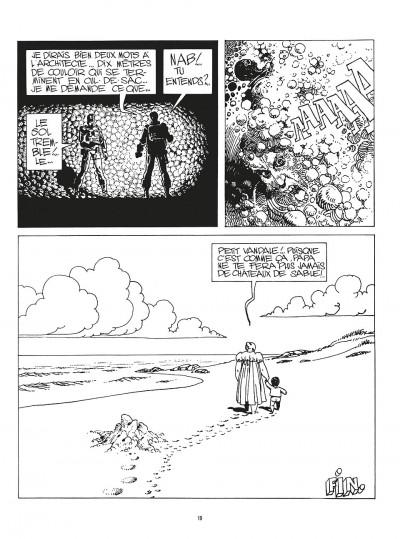 Page 0 moebius intégrale les années métal hurlant
