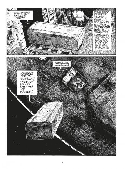 Page 4 moebius intégrale les années métal hurlant