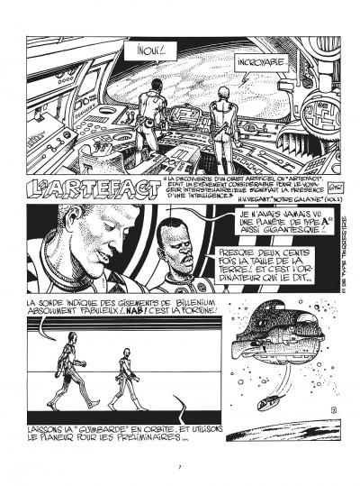 Page 7 moebius intégrale les années métal hurlant