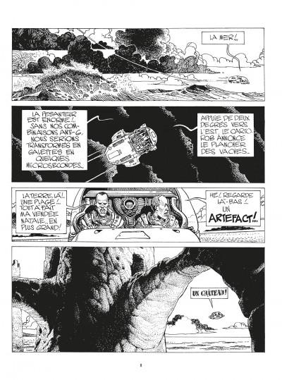 Page 8 moebius intégrale les années métal hurlant