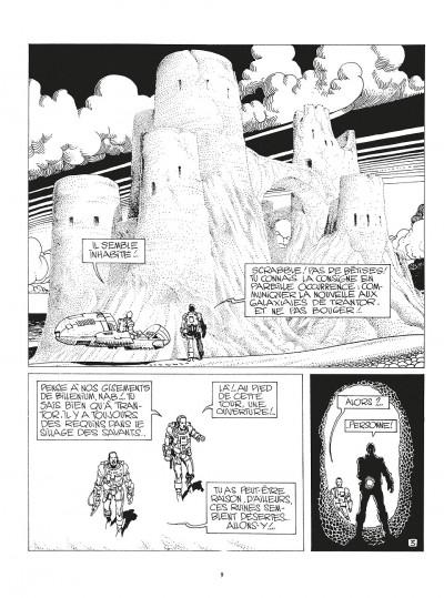 Page 9 moebius intégrale les années métal hurlant