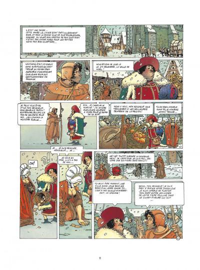 Page 1 fripons tome 3 - Noëls fripons