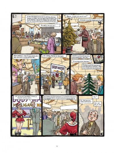 Page 5 fripons tome 3 - Noëls fripons