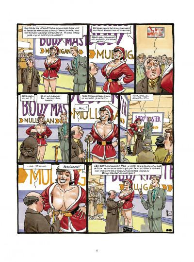 Page 6 fripons tome 3 - Noëls fripons