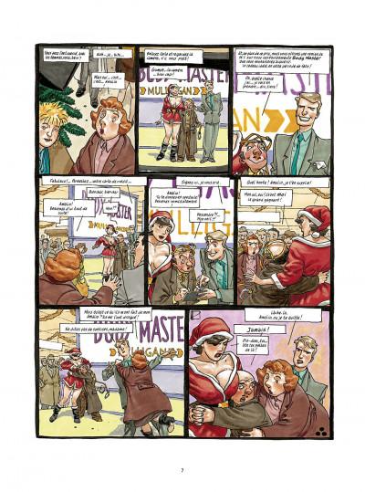 Page 7 fripons tome 3 - Noëls fripons