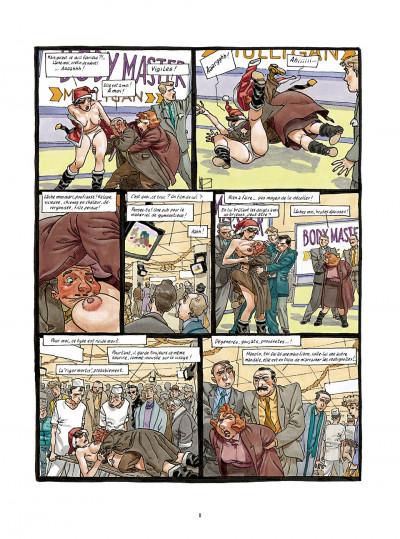 Page 8 fripons tome 3 - Noëls fripons