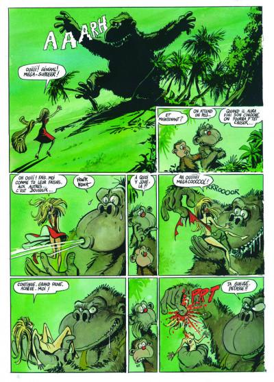 Page 1 ni Dieu ni bêtes ; intégrale