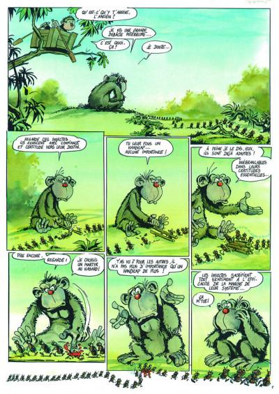 Page 2 ni Dieu ni bêtes ; intégrale