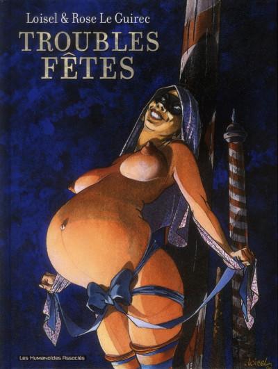 Couverture troubles fêtes (édition 2011)