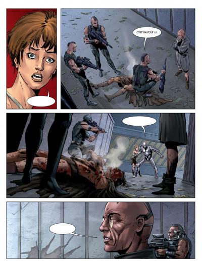 Page 1 metal tome 3 - dyboria