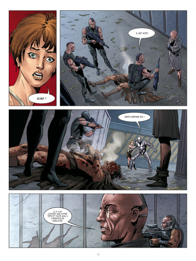 Page 2 metal tome 3 - dyboria