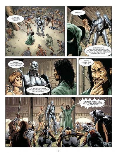 Page 5 metal tome 3 - dyboria