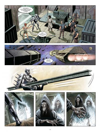 Page 8 metal tome 3 - dyboria