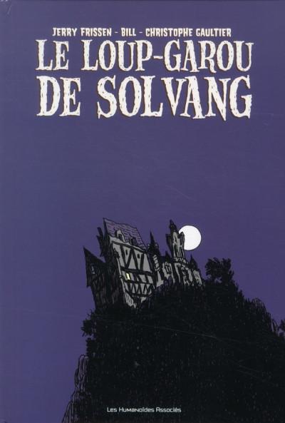 Couverture le loup-garou de Solvang