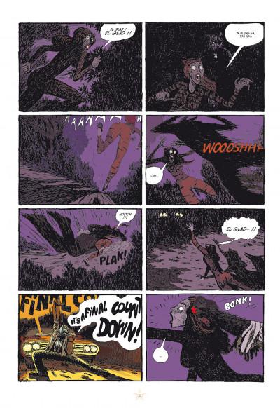 Page 0 le loup-garou de Solvang