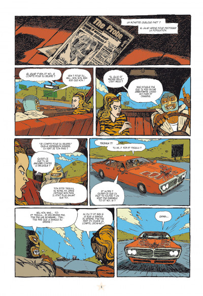 Page 4 le loup-garou de Solvang