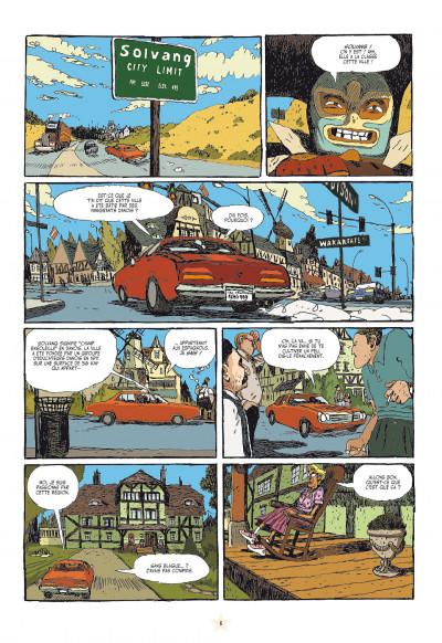 Page 5 le loup-garou de Solvang