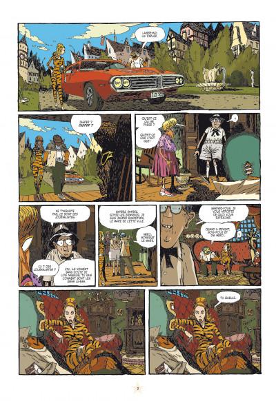 Page 6 le loup-garou de Solvang