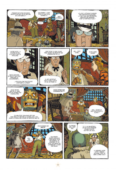 Page 7 le loup-garou de Solvang