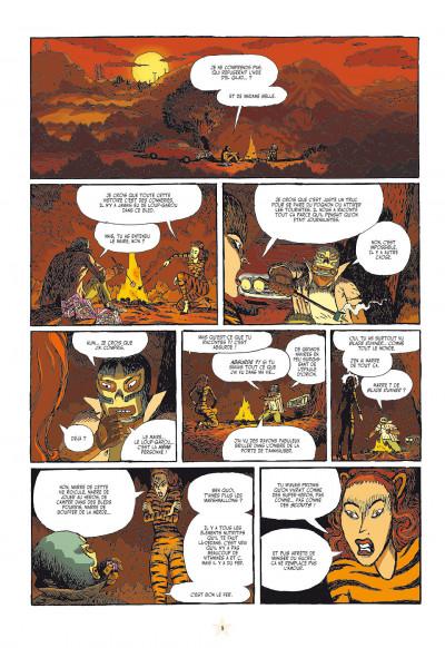 Page 8 le loup-garou de Solvang