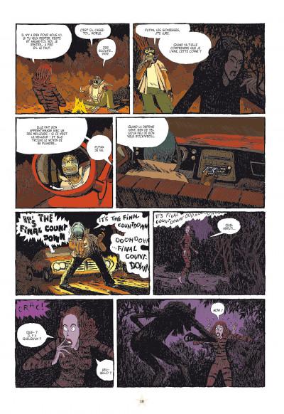 Page 9 le loup-garou de Solvang