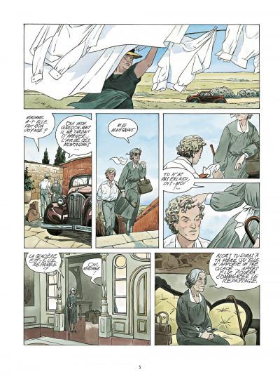 Page 5 fripons tome 4 - été fripon