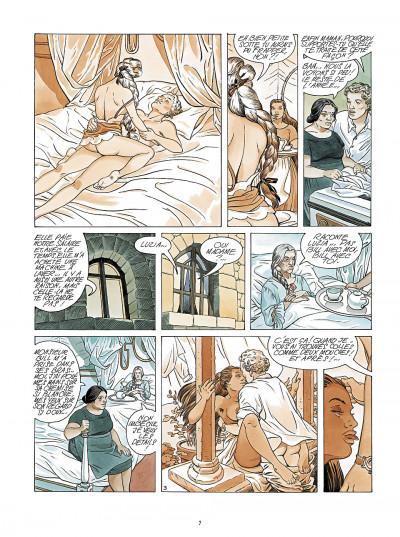 Page 7 fripons tome 4 - été fripon
