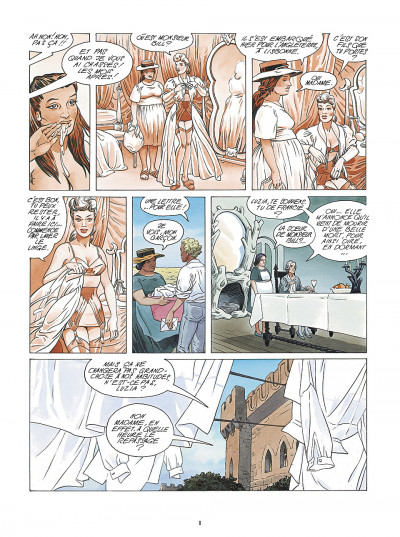 Page 8 fripons tome 4 - été fripon