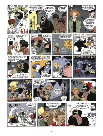 Page 6 le profesor Furia tome 1 - leçon de savoir-vivre
