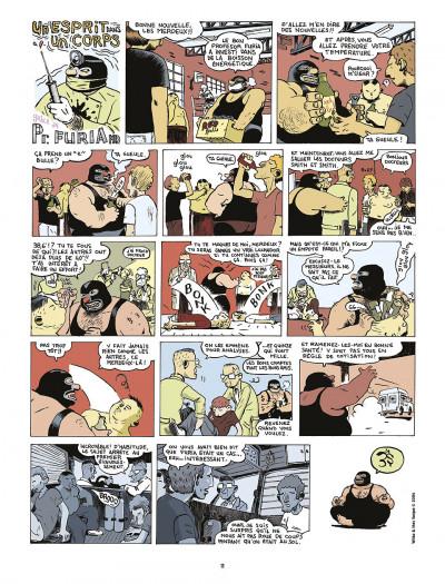 Page 7 le profesor Furia tome 1 - leçon de savoir-vivre