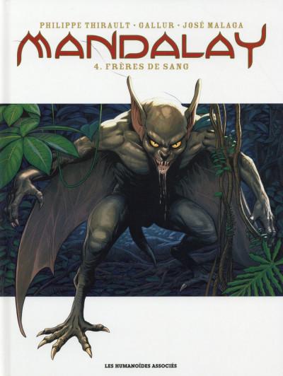 image de Mandalay tome 4 - L'Armée des démons