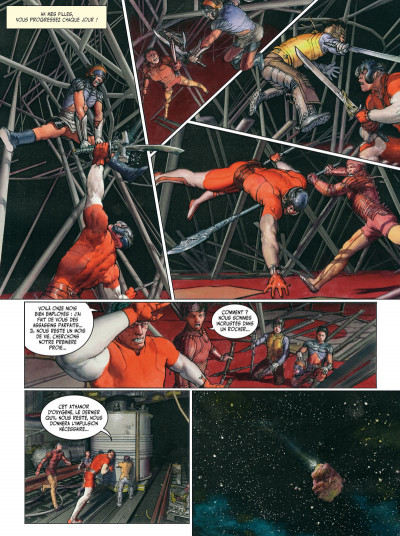 Page 1 Castaka tome 2 - les jumelles rivales