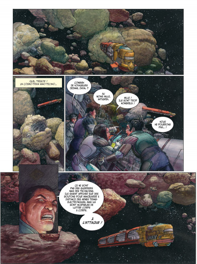 Page 2 Castaka tome 2 - les jumelles rivales
