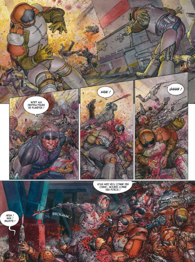 Page 3 Castaka tome 2 - les jumelles rivales