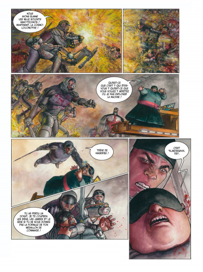 Page 4 Castaka tome 2 - les jumelles rivales