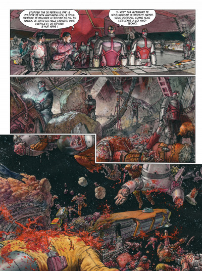 Page 5 Castaka tome 2 - les jumelles rivales