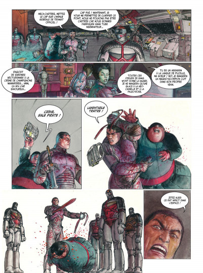 Page 6 Castaka tome 2 - les jumelles rivales