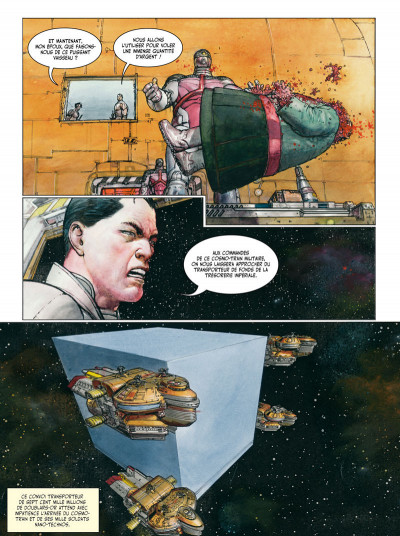 Page 7 Castaka tome 2 - les jumelles rivales