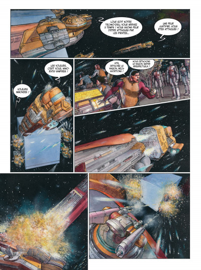Page 8 Castaka tome 2 - les jumelles rivales