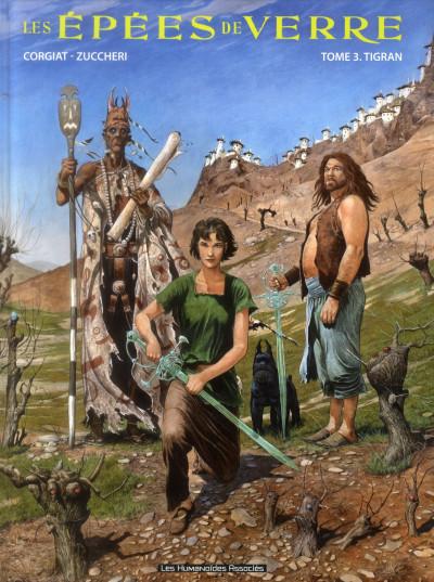 image de Les épées de verre tome 3 - Tigran