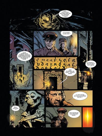 Page 3 sanctuaire ; intégrale