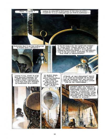 Page 1 La caste des méta-barons - intégrale sous coffret