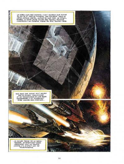 Page 2 La caste des méta-barons - intégrale sous coffret