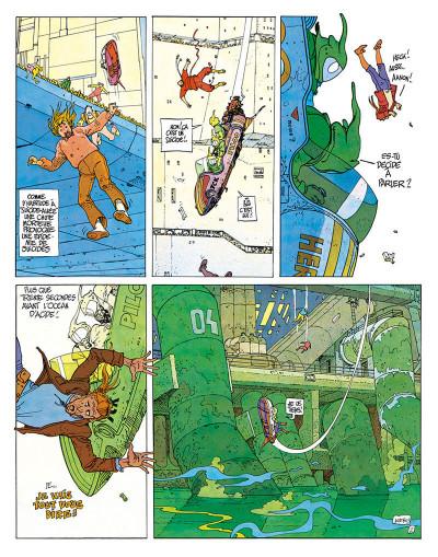 Page 6 l'Incal - une aventure de John Difool T.1 - l'Incal noir