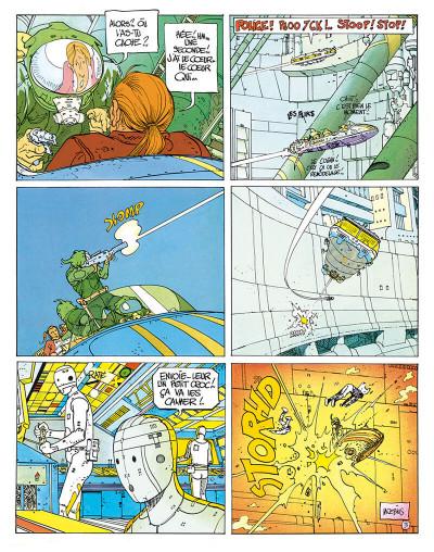 Page 7 l'Incal - une aventure de John Difool T.1 - l'Incal noir