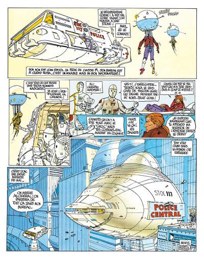 Page 8 l'Incal - une aventure de John Difool T.1 - l'Incal noir