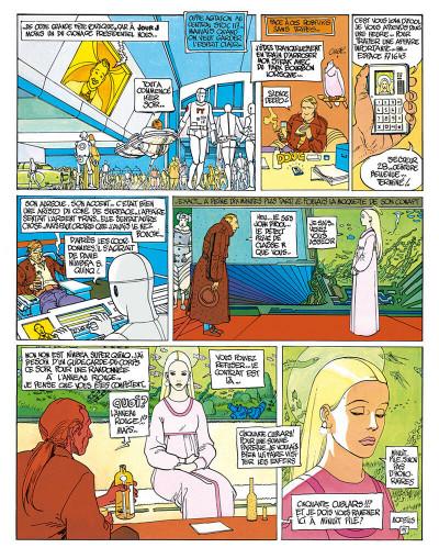 Page 9 l'Incal - une aventure de John Difool T.1 - l'Incal noir