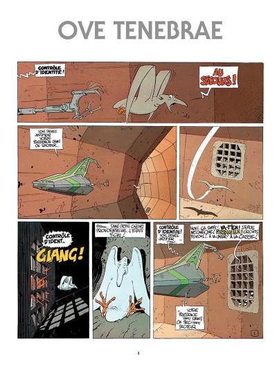 Page 4 L'Incal - une aventure de John Difool tome 2 - l'Incal lumière