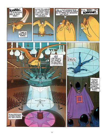 Page 6 L'Incal - une aventure de John Difool tome 2 - l'Incal lumière