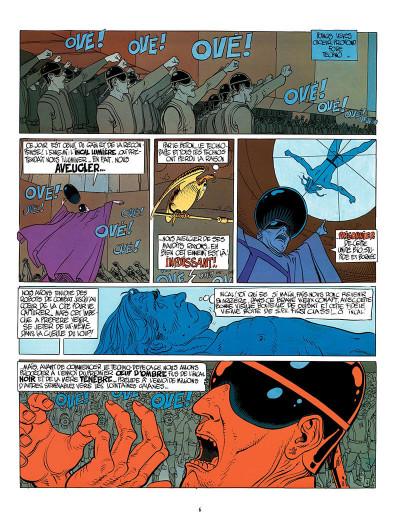 Page 7 L'Incal - une aventure de John Difool tome 2 - l'Incal lumière